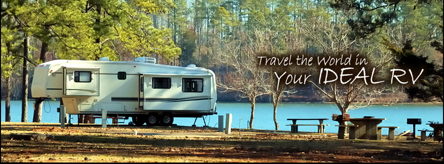 Arkansas RV Dealers - Ideal RV Center - Mountain Home AR
